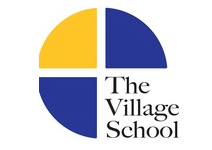 the village school logo